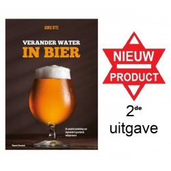 Nieuw 'Verander water in bier' - A. Otte - 2de uitgave