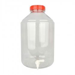 "FerMonster™ gistingsfles 23 liter met kraan 5/16""-7/16"""