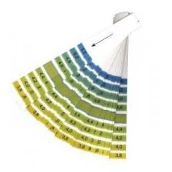 pH test strips 3,8 - 5,5