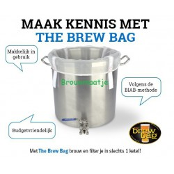The Brew Bag 30 L - 40 L