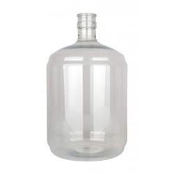 Gistingsfles PET 23 liter zonder kraan.