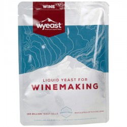 Wijngist WYEAST 4946 Bold Red/High Alc