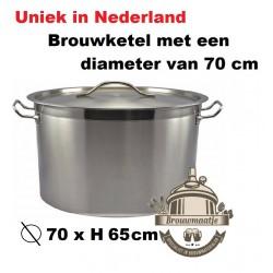 Brouwketel 250L diameter...