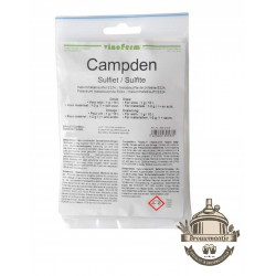 kaliummetabisulfiet Vinoferm campden 100 g