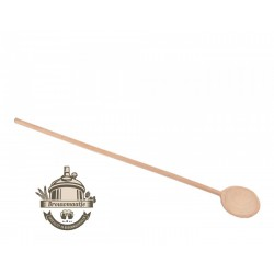 Lepel hout rond 100cm