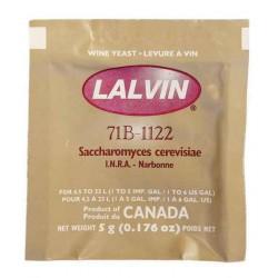 Lalvin 71B-1122, 5gr.