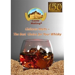 CHÂTEAU Whiskymout 3 EBC Heavy 35 ppm 1 kilo