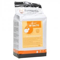 Fermentis biergist gedroogd SafLager W-34/70 500 g