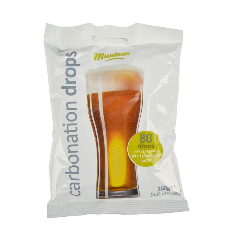 Muntons Carbonation Drops 160 g