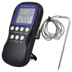 Thermometer Timer