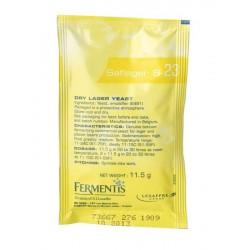 .Biergist Fermentis gedroogd Saflager S-23 11.5 g
