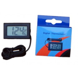 Digitale Thermometer -50 gr. C tot 110gr. C