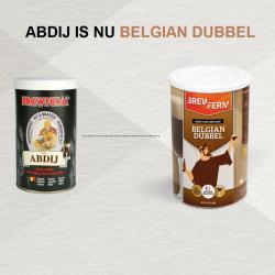 Belgian Dubbel Brewferm...