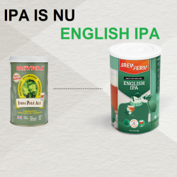 English IPA  Bierkit Brewferm