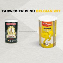Belgian Wit Bierkit Brewferm