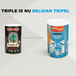 Belgian Tripel  Bierkit...