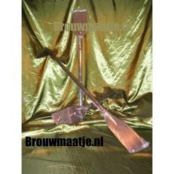 Spatel RVS 120cm
