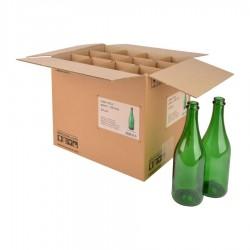 Wijnfles cider 75 cl, 560...