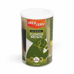 Flemish Brown Brewferm bierkit