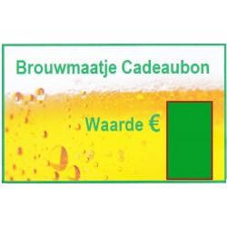 Cadeaubon € 30,-